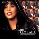 Whitney Houston y Kevin Costner en The Bodyguard